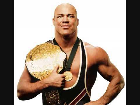 WWE WWF Theme - Kurt Angle