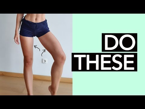 3 Inner Thigh Exercises That'll Tone Your Legs Like Crazy