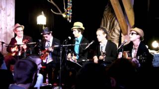 The Kill - Endow County Ukulele Orchestra - Schafferhof LIVE