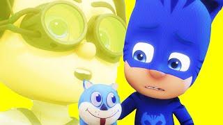 PJ Masks Full Episodes New Episode 4 Full Episodes Season 2 | Superhero Kids