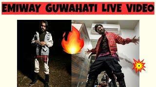 emiway-bantai-guwahati-live