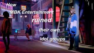 The Worst Entertainment Companies: MBK Entertainment