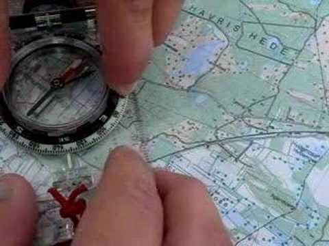 kort og kompas kursus