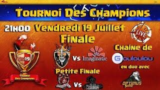 FINALE Tournoi des Champions | Les Meilleurs Clans FR s