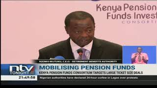 Kenya Pension Funds Investment Consortium launched