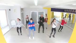 Calvin Harris, Rag'n'Bone Man - Giant | Eat The Beat | House Dancing Video