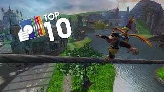 Top 10 Games in Rare Replay