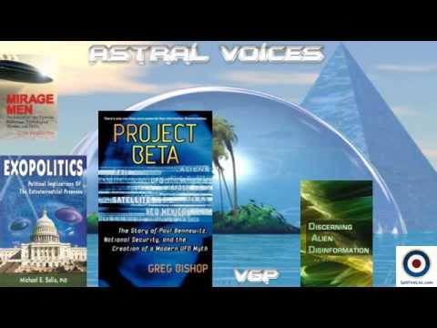 AV: Dave Emory: The Alien Contact Deception Pt. 1 of 3