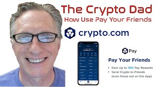 How to Send Cryptocurrency to Your Friends Using Crypto.com