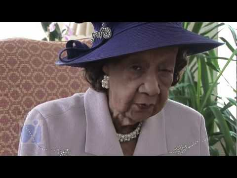 Dorothy Height Talks About The 60
