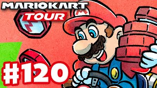 Mario vs. Luigi Tour! - Mario Kart Tour - Gameplay Part 120 (iOS)
