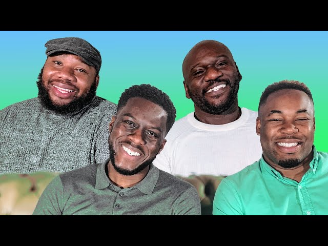 Father's day: These black dads share their experiences | BBC Stories