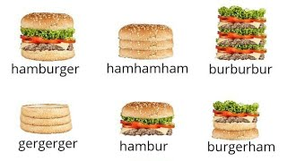 Hamburger meme