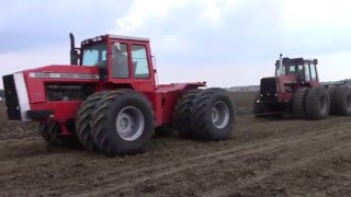 Awesome Big Tractor Power at Work