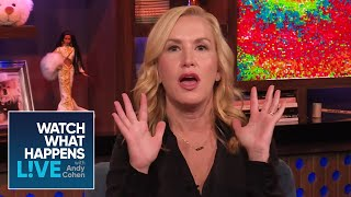 Angela Kinsey on Meeting Billie Eilish at the Airport | WWHL