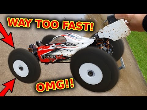 How Is This RC Buggy Car So FAST??
