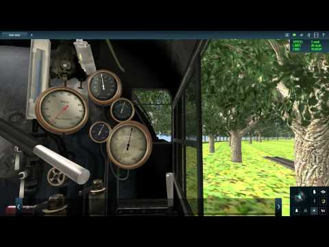 More Steam Engines Tested in Trainz: a New Era (Retake) Pt 3 |