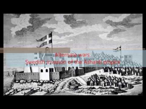 Alternate Wars: Swedish invasion of the Ashanti empire