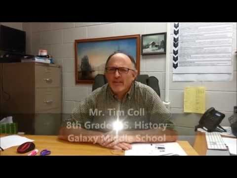 Blended Learning Classroom- Galaxy Middle School