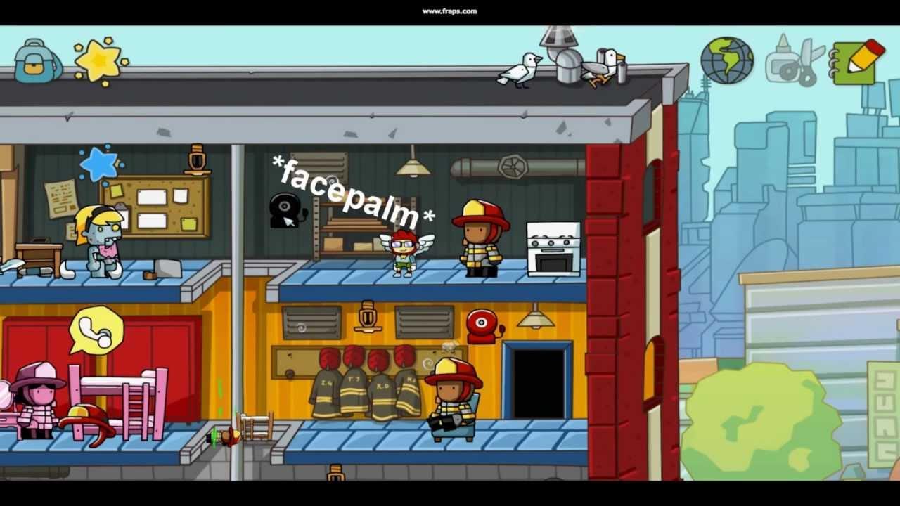 play scribblenauts online no download