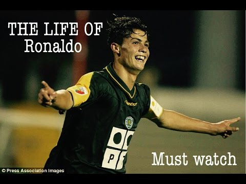 The Life of Cristiano Ronaldo!!Motivational Video!!(MUST WATCH)