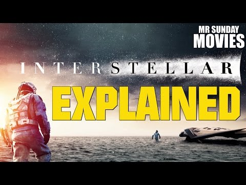 INTERSTELLAR Explained (Including Ending)