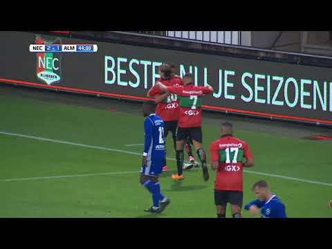 NEC - Almere City FC (18-08-2017)