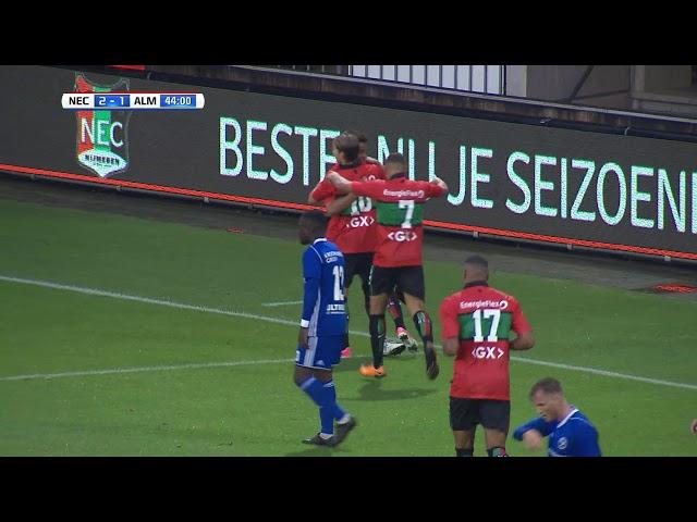 Samenvatting: NEC - Almere City FC (3-1)