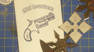 Mini Revolvers; Patreon 1st Look