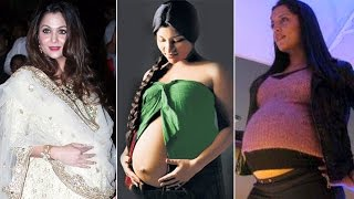 Bollywood actresses PREGNANT before MARRIAGE | Shocking List
