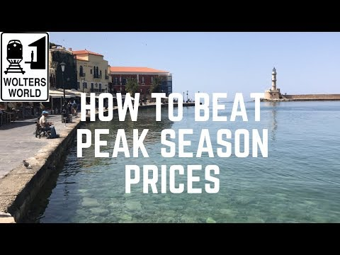 Budget Travel: How to Beat Peak Season Prices & Headaches