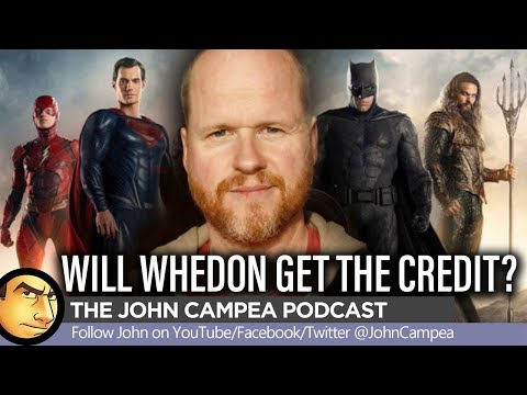 Justice League - Will Joss Whedon Get The Credit If It's A Hit?