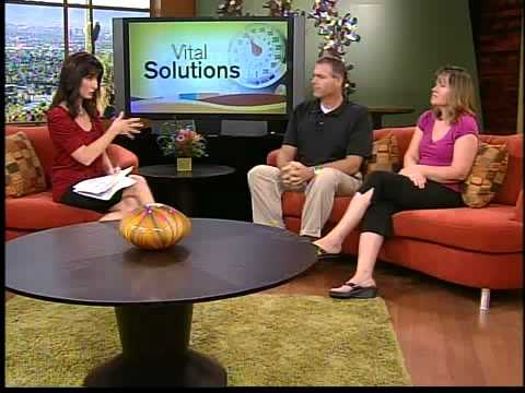 Lose weight with Vital Solutions