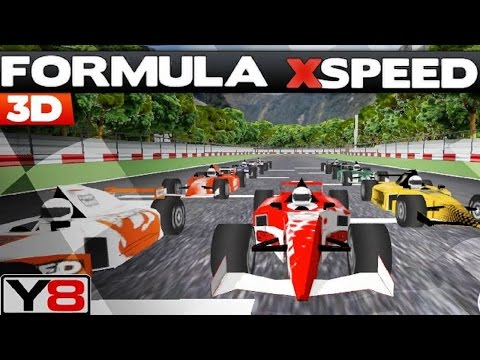 Y8 Formula XSpeed 3D - Y8 CAR GAMES To Play 2015