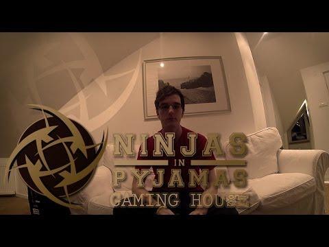 ninjas in pyjamas dokumentär