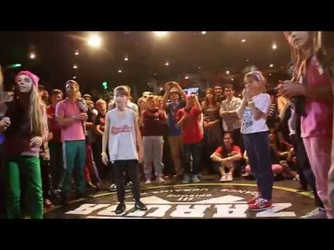 Zaruba III Episode, hip-hop kids, FINAL