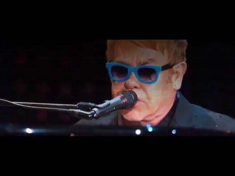 Ed Sheeran and Elton John - Don't go breaking my heart (Live At Wembley Stadium 2015)