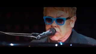 Ed Sheeran and Elton John - Don't go breaking my heart (Live At Wembley Stadium 2015)