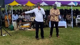 MP Ong'ondo Were maintains that Orange Democratic Movement  Party leader Raila Odinga will run for p