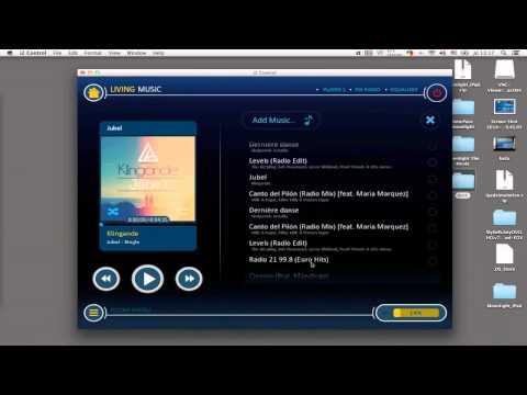 Video Presentation of Moonlight GUI
