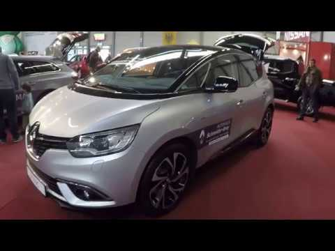 renault scenic bose edition platin grey colour. Black Bedroom Furniture Sets. Home Design Ideas