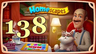 HomeScapes level 138