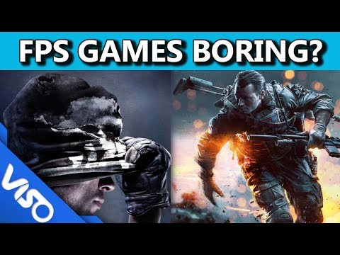 Are Modern Day Shooters Becoming Boring?