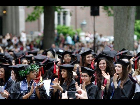 Wellesley College Commencement 2012