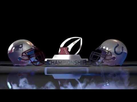 Patriots vs Colts Rivalry 2015  #patriotsnation
