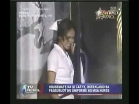 PNA issued a protest letter to PBB Housemate Catherine Remperas