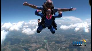StartSkydiving.com: Shaye Wright