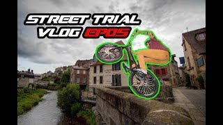 [VLOG] Street trial EP05 - Clement Moreno 2017