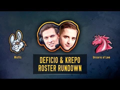 Deficio & Krepo
