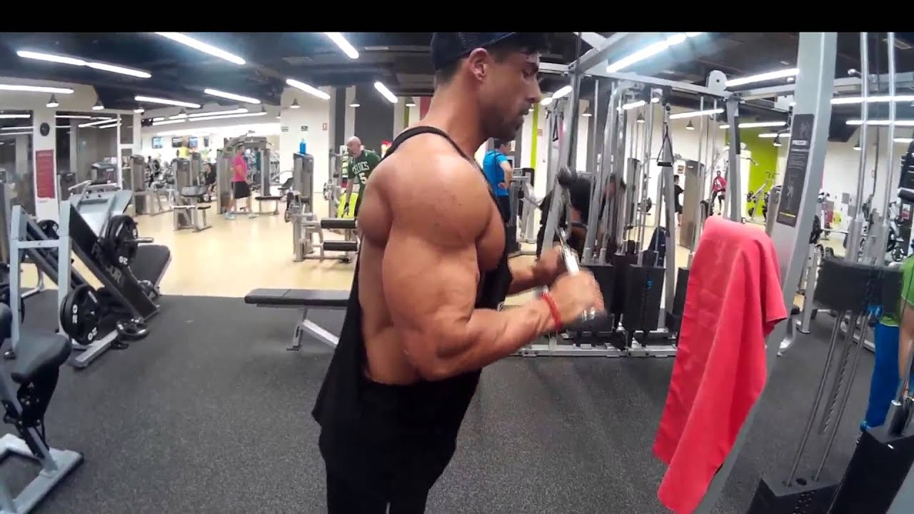 Entrenas el músculo que realmente buscas?